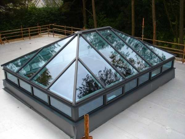 Domestic Rooflights From Howells Glazing