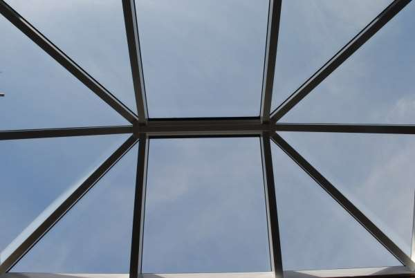 Double Hipped Roof Lights