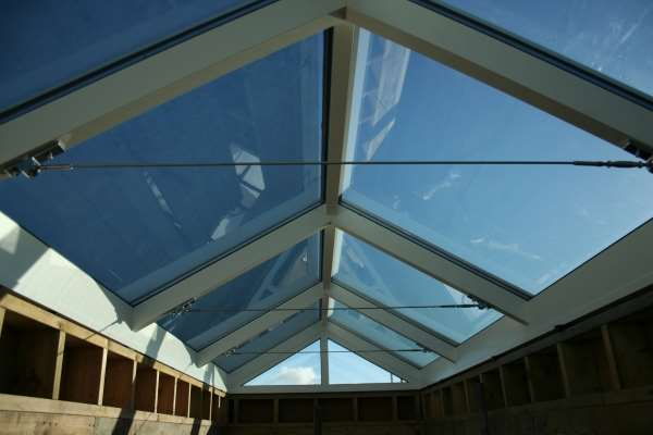 Dual Pitch Roof