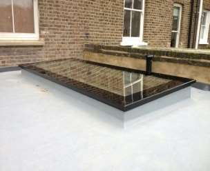Fixed - Flat Ultraline Roofs