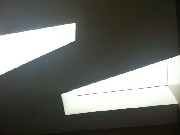 Flat Border Edge Sky Lights ( in tiled roof pitch )