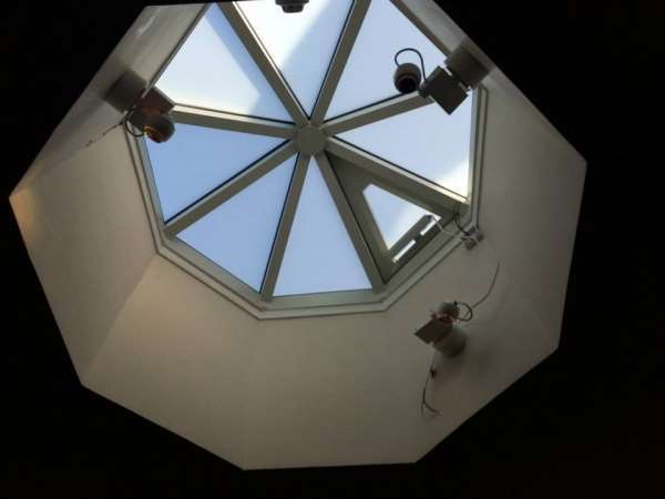 Octagon Roof  Light   ( 8 sided )