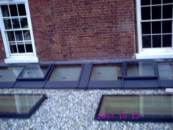 Electrical Roof Vents