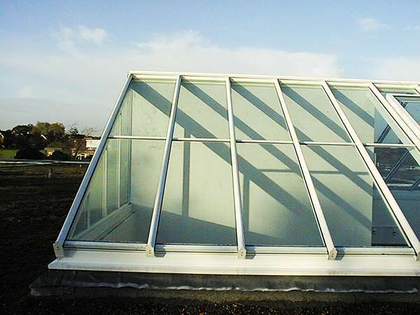 Commercial Rooflights From Howells Glazing