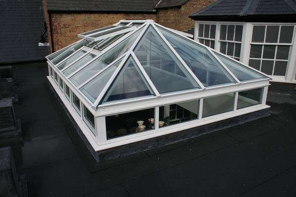 Lantern Roof  Light
