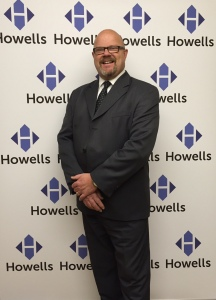 Dave Bennett has been with Howells Patent Glazing for 20 years!