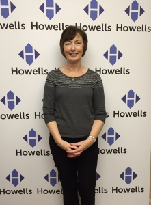 Sheila Koszary has been with Howells Patent Glazing for 10 years!