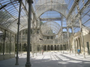 Patent Glazing - The Crystal Palace